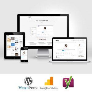 sitio web autoadministrable area3 hosting dominio promo seo regalo