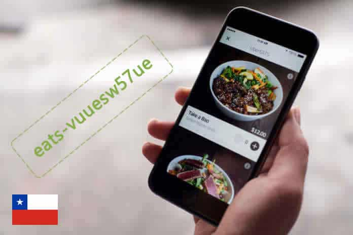 cupon uber eats chile
