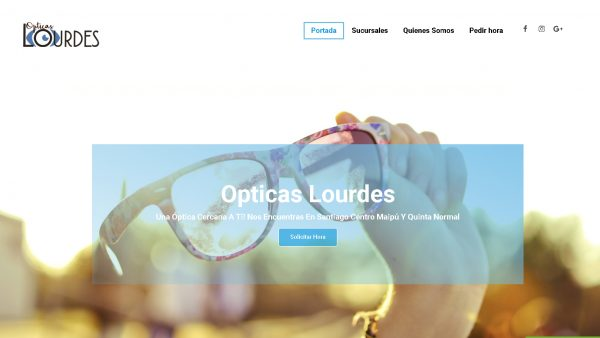 opticaslourdes.cl